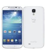 New Samsung Galaxy S4 16GB White 4G(Verizon Wireless)(Page Plus) i545 Ce... - $107.95