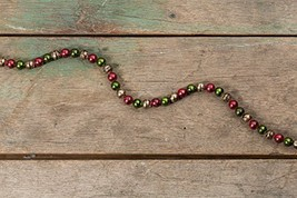 Ragon House SS-RGN-4127XL X-Large Aged Red, Green & Silver Beads Multicolor - $38.92