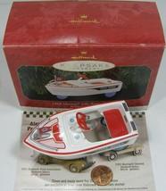 Hallmark Keepsake Kiddie Car Classics 1968 Jolly Roger Flagship 1999 - $9.99
