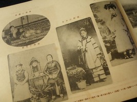 VTG Japan Manchurian railway scenery Photo album Korea customs Old battl... - $257.00