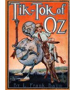 Tik-Tok of Oz, Baum, L. Frank - $173.25