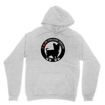 I Heart My Yorkshire Terrier Shirt Dog Lover Pet Owner Unisex Grey Hoodie Sweats - $24.95+
