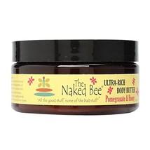 The Naked Bee Pomegranate & Honey Ultra Rich Body Butter 237/8oz - $23.47