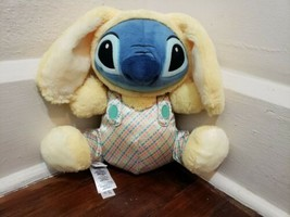 """Disney Store Easter STITCH 10"""" Easter Bunny Plush - $14.50"""