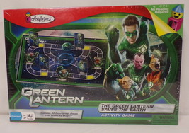 VINTAGE SEALED 2011 Green Lantern Saves Earth DC Colorforms Game Ryan Re... - $23.08