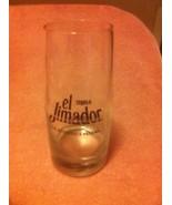 EL JIMADOR TEQUILA  LARGE GLASS  TOM COLLINS  MEXICO  -- FREE SHIP---VGC - $16.29