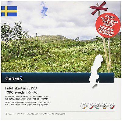 Garmin Topo Sweden Pro V 4 Microsd Sd And 50 Similar Items