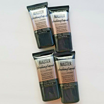 Lot of 4 Maybelline Master Strobing Liquid Illuminating Highlighter 100 Light - $15.88
