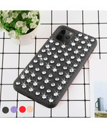 Apple iPhone 11 /Pro Max Luxury Hybrid Rugged Crystal Bling Case Cover D... - $9.34