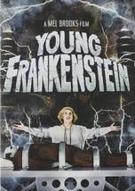 Young Frankenstein DVD Gene Wilder Peter Boyle Mel Brooks Film Marty Fel... - $20.78