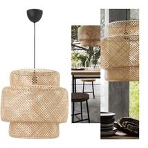 IKEA SINNERLIG Pendant Lamp, Bamboo, 703.150.30 - BRAND NEW IN BOX - $156.99
