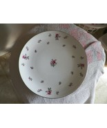 Meito Rose Chintz dinner plate 12 available - $8.46