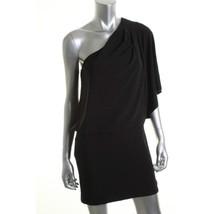 Jessica Simpson 7392 Womens Black Matte Jersey Party Clubwear Dress - £21.15 GBP
