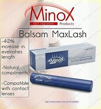 NEW Minox MaxLash Balm for growth of eyelashes 3 ml. - $42.99