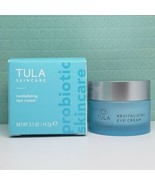 Tula Skincare Revitalizing Probiotic Eye Cream - FULL SIZE (0.5 oz) New ... - $32.99