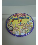 Vintage Button Pin Purple 10th Birthday Book It  Pizza Hut Hard to Find - $9.85