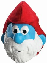 Papa Smurf Adult Mask  - $15.19