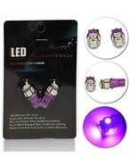 Flashtech LED Exterior and Interior SMD LED Bulbs - 5 LED - Purple - T10 - $18.62