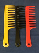 3PCS ANNIE SHAMPOO COMB #22 WIDE TOOTH COMB FOR SHAMPOO AND DETANGLING 1... - $2.99