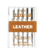 Klasse' Sewing Machine Leather Needle Size 110/18 - $4.09
