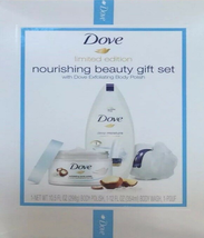 Dove Nourishing Beauty Gift Set / Limited Edition - $18.58