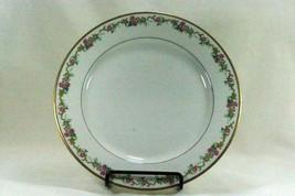 Tressemenn And Vogt T&V Limoges Floral Garland Salad Plate #78391 - $13.85