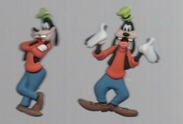 "Earrings - Goofy Posts - Homemade - Disney - Hypoallergenic -  1 1/2"" x 1"". - $9.79"