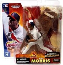 Matt Morris St. Louis Cardinals McFarlane Action Figure Debut MLB NIB Cards - $22.27