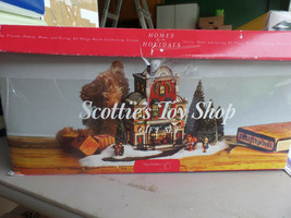 Department 56 Christmas In The City Scottie's Toy Shop - $35.66