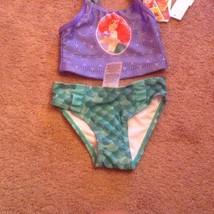 Disney Little Mermaid  Girl's Tankini Swimsuit ~ SIZE 12 mo new nwt Ariel  - $8.15