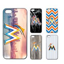Miami Marlins Galaxy J3 2019 J7 2019  J7V J7 V 3rd Gen J3 V 4th Gen case - $16.48+