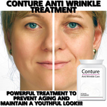 CONTURE ANTI AGING PILLS TABLETS PREVENT AGING GET FRESH YOUTHFUL GLOW SKIN - $20.50