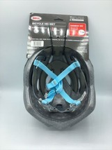 Bell Athena Glacier Blue With Reflectors Bicycle Helmet Women Ages 14 & Up New - $26.17