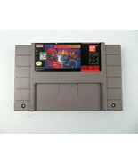 Mighty Morphin Power Rangers --The Fighting Edition (SNES, 1992) (Not Te... - $35.00