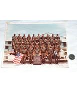 Vtg Esercito Militare Platoon Company 2D7 Bn 2BDE Fort Jackson Sc Luglio... - $14.08