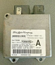 Ford Restraints Control Module 6C24-14B321-AC - $29.69
