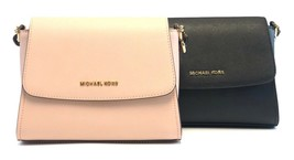 BRAND NEW WOMEN'S MICHAEL KORS SOFIA SMALL EAST WEST LEATHER SATCHEL BAG... - $105.00