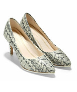 Cole Haan Grand Ambition 75MM Pump - Natural Corolla Print, Size 9 M [W2... - $129.99