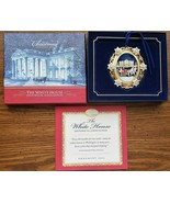 Christmas 2004 The White House Historical Association Ornament New in Box - $18.80