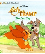 Lady and the Tramp: The Lost Tag (First little golden books) [Aug 01, 19... - $6.75