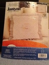 """JANLYNN TEA CUP CANDLEWICKING EMBROIDERY KIT-14""""X14"""" No Lace - $13.85"""