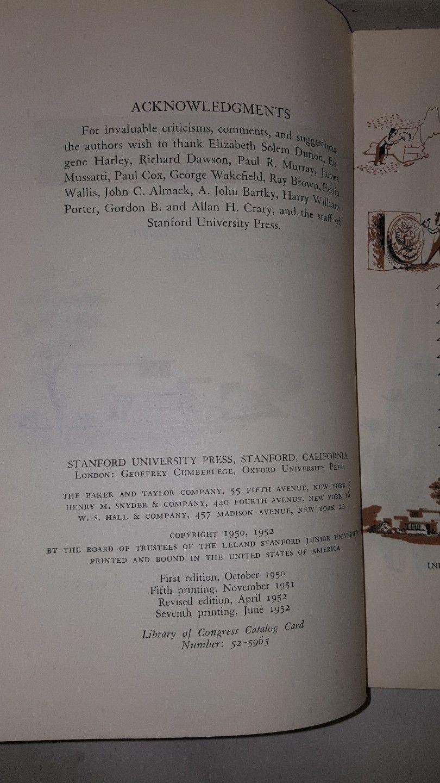 Your Rugged Constitution Paperback Book Vintage Bruce Esther Findlay Illustrated