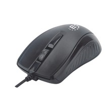Manhattan(R) 179331 Wired Optical Mouse - $15.99