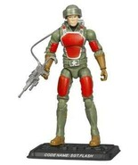 "G.I. JOE Hasbro 3 3/4"" Wave 5 Action Figure Sgt. Flash (Laser Rifle Troo... - $12.38"