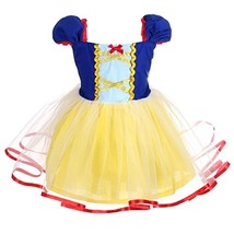 Dressy Daisy Baby Girls Princess Snow White Dress Costumes for Baby Girl... - $26.24