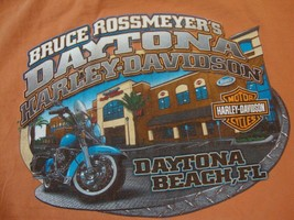 Harley-Davidson Motorcycles Daytona Beach, Florida t shirt Size XL  image 1