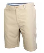 Seapointe Mens Sorbtek Moisture Wicking Lightweight Comfort Flat Front S... - $35.63