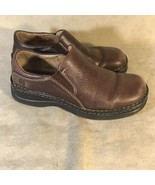 Born Slip On Brown Women's Shoes Size 8 - $29.69