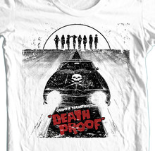 Death Proof Horror T-shirt Free Shipping Grind House Planet Terror cotton tee image 2