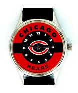 Chicago Bears NFL New Lady Fossil/Relic Unworn Vintage Watch, Jet Black ... - $68.16